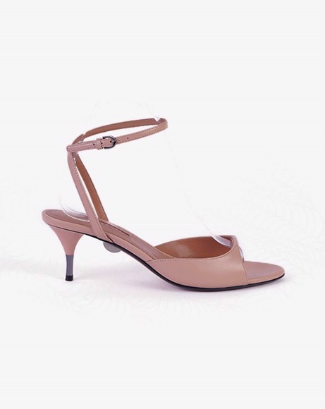Picture of ANKLE STRAP LEATHER SANDALS