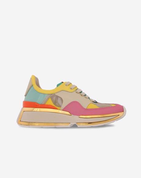 Picture of MARIANNE COLORBLOCK TRAINER SNEAKERS