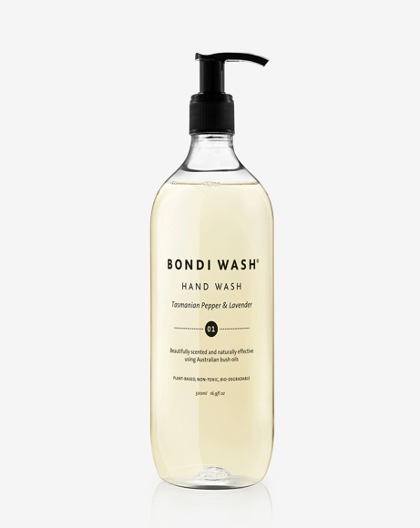 Picture of HAND WASH TASMANIAN PEPPER & LAVENDER -500ML