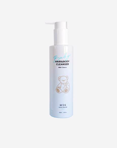 Picture of BABY HAIR & BODY CLEANSER 200 ML