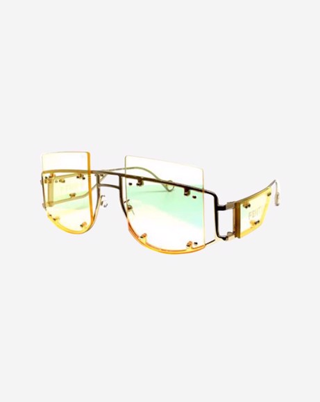 Picture of ANTISOCIAL SUNGLASSES - CHARDONNAY