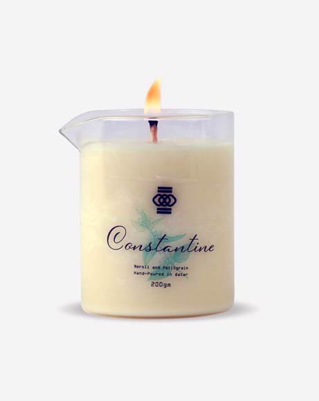 Picture of CONSTANTINE : NEROLI STEMMING FROM ORANGE BLOSSOM - CANDLE