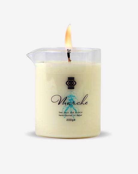 Picture of SEA SALT AND ORCHID - CANDLE