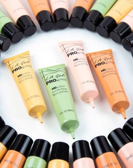 Picture of PRO.PREP CORRECTING FACE PRIMER - COOL PINK
