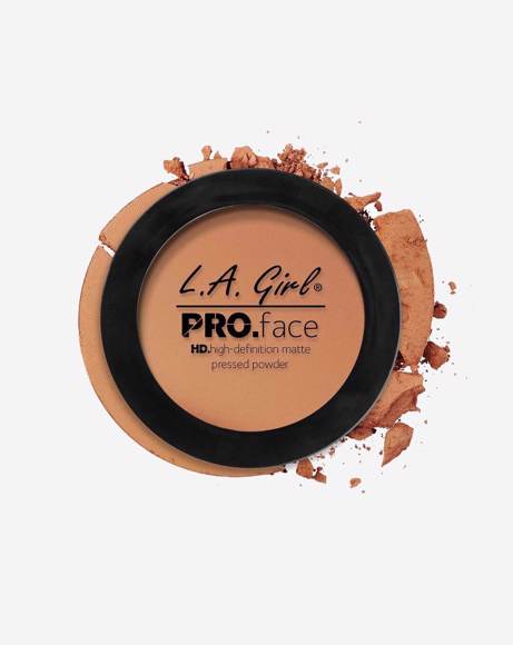 Picture of PRO FACE MATTE PRESSED POWDER - WARM CARAMEL