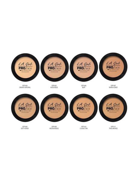 Picture of PRO FACE MATTE PRESSED POWDER - CLASSIC IVORY