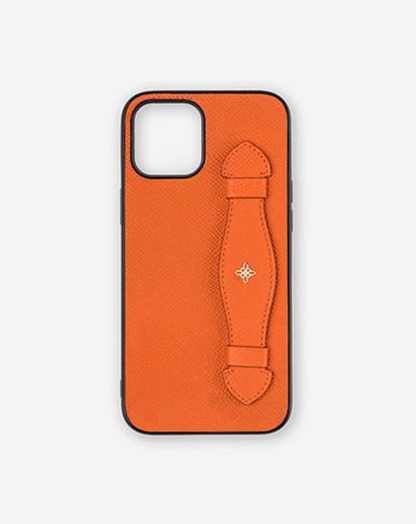 Picture of PORTOFINO ORANGE STRAP APPLE IPHONE 12 PRO MAX CASE