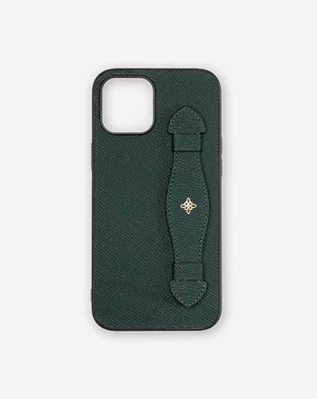 Picture of JADE GREEN STRAP APPLE IPHONE 12 PRO MAX CASE