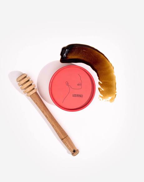 Picture of HONEY FACE MASK