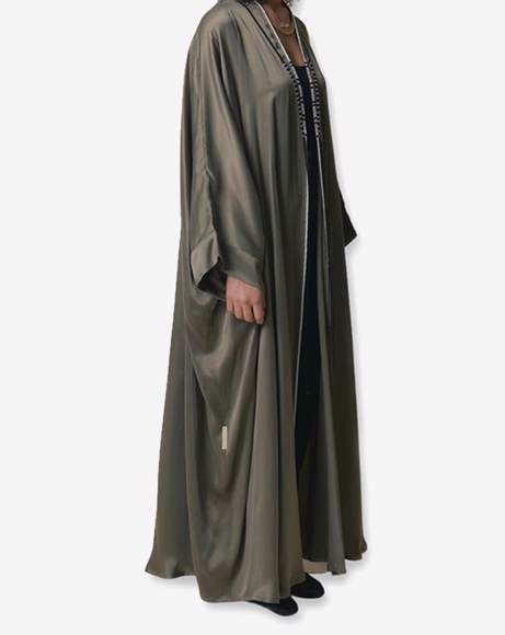 Picture of OLIVE GREEN ABAYA