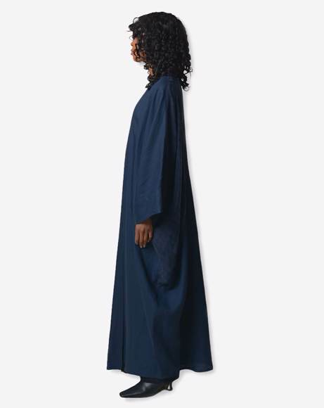 Picture of NAVY ABAYA