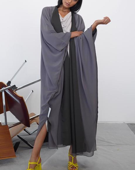 Picture of GREY ABAYA