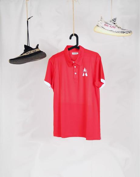 Picture of RED POLO T-SHIRT