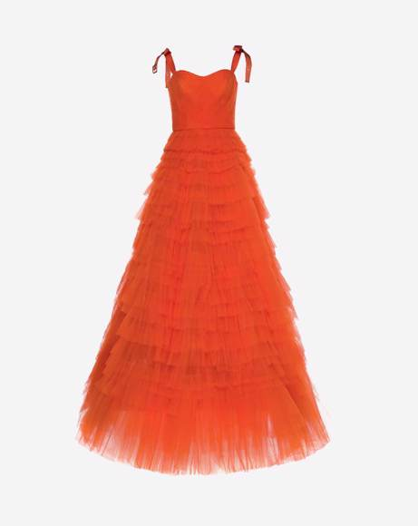 Picture of TULLE VOLUME GOWN