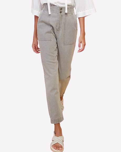Picture of SISLEY PANTS LIGHT GREY