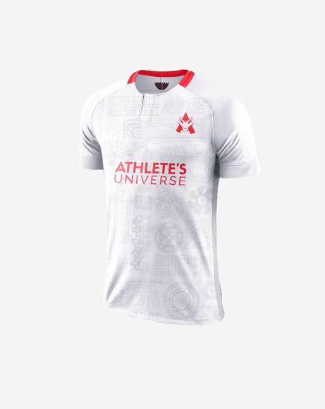 Picture of WHITE SOCCER JERSEY